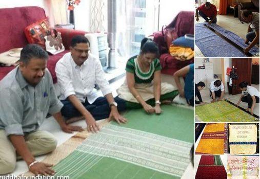 वत्सलता की गरमाहट प्रकल्प – दुबई केंद्र गुदड़ी प्रशिक्षण